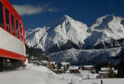 New Eurostar Swiss Alps ski service